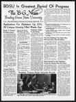 The B-G News August 25, 1954