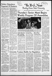The B-G News September 21, 1954