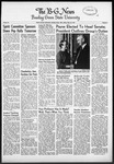 The B-G News September 24, 1954