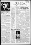 The B-G News October 5, 1954