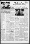 The B-G News October 8, 1954