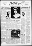 The B-G News October 15, 1954