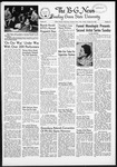The B-G News October 22, 1954