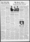 The B-G News October 26, 1954