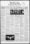 The B-G News October 29, 1954