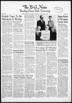 The B-G News November 5, 1954
