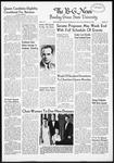 The B-G News November 12, 1954