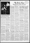 The B-G News January 7, 1955