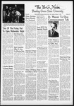 The B-G News January 11, 1955