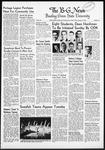 The B-G News January 14, 1955