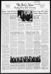 The B-G News January 18, 1955