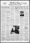 The B-G News February 25, 1955