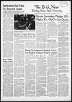 The B-G News March 1, 1955