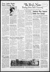 The B-G News March 8, 1955