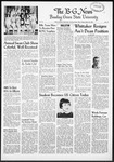 The B-G News March 25, 1955
