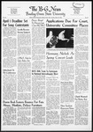 The B-G News March 29, 1955