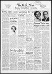 The B-G News April 1, 1955