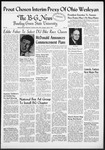The B-G News April 5, 1955
