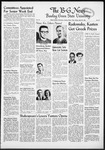 The B-G News April 22, 1955