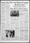 The B-G News April 26, 1955