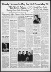 The B-G News April 29, 1955