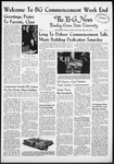 The B-G News June 3, 1955