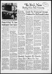 The B-G News October 11, 1955
