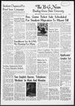 The B-G News October 14, 1955
