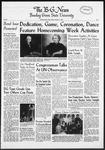 The B-G News October 21, 1955