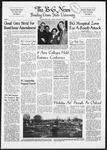 The B-G News November 8, 1955