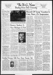 The B-G News November 15, 1955