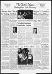The B-G News January 13, 1956