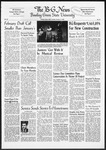 The B-G News January 17, 1956