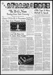 The B-G News January 20, 1956