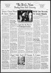 The B-G News January 24, 1956