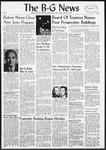 The B-G News February 14, 1956