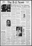 The B-G News March 23, 1956