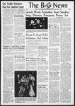 The B-G News April 13, 1956