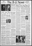 The B-G News April 20, 1956