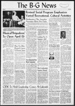 The B-G News April 24, 1956