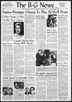 The B-G News April 27, 1956