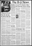 The B-G News May 1, 1956