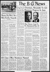 The B-G News May 7, 1956