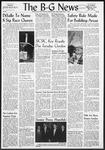 The B-G News May 11, 1956