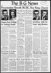 The B-G News May 15, 1956