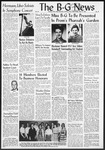 The B-G News May 18, 1956