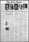 The B-G News May 21, 1956