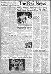 The B-G News May 25, 1956