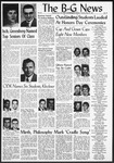 The B-G News May 28, 1956