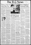 The B-G News October 5, 1956